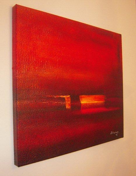 Betaalbare schilderijen modern abstract for Moderne schilderijen