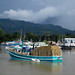 La Ceiba 08 - Approaching the harbour