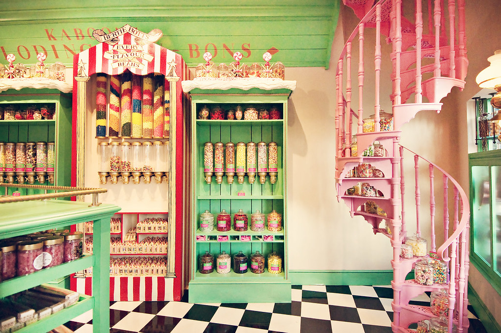 Harry Potter Candy Store Candy Stores In Nyc