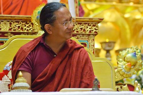 Visita de Dzigar Kongtrul Rinpoché