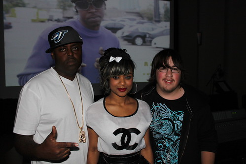 Reema Major at G7 Records  listening party