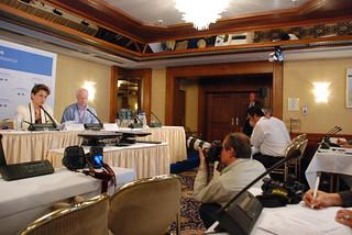 UNFCCC Press briefing on 6 August