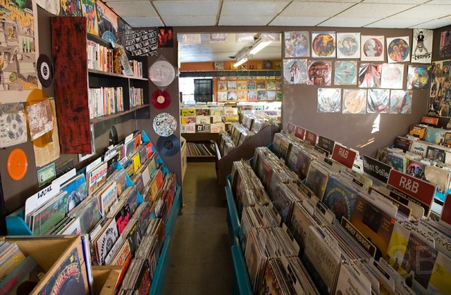Hymie S Records Aisles Flickr Photo Sharing