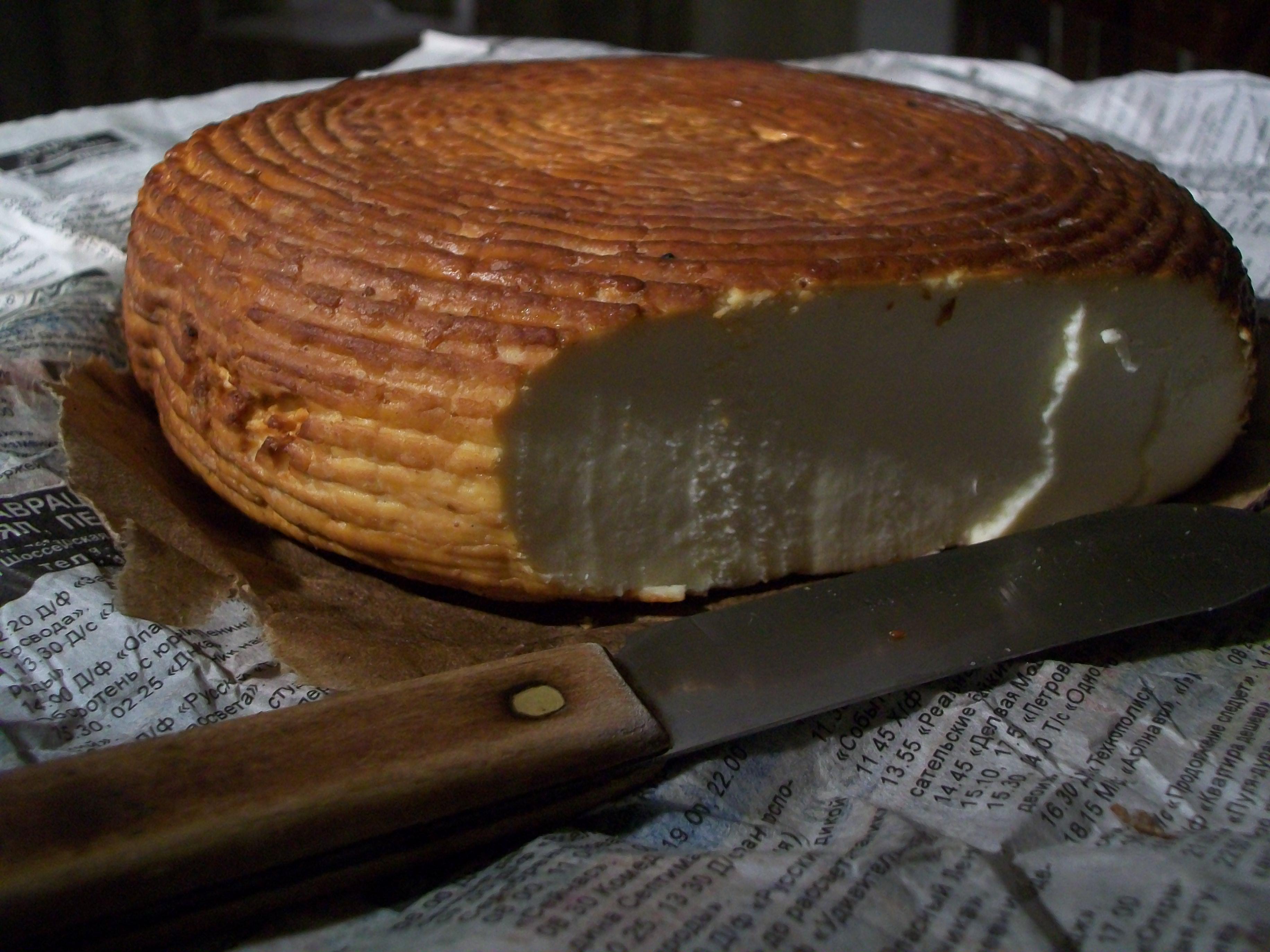 Копченый сыр - способы приготовления и его польза 94