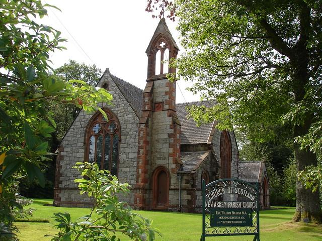 New Abbey Parish Church