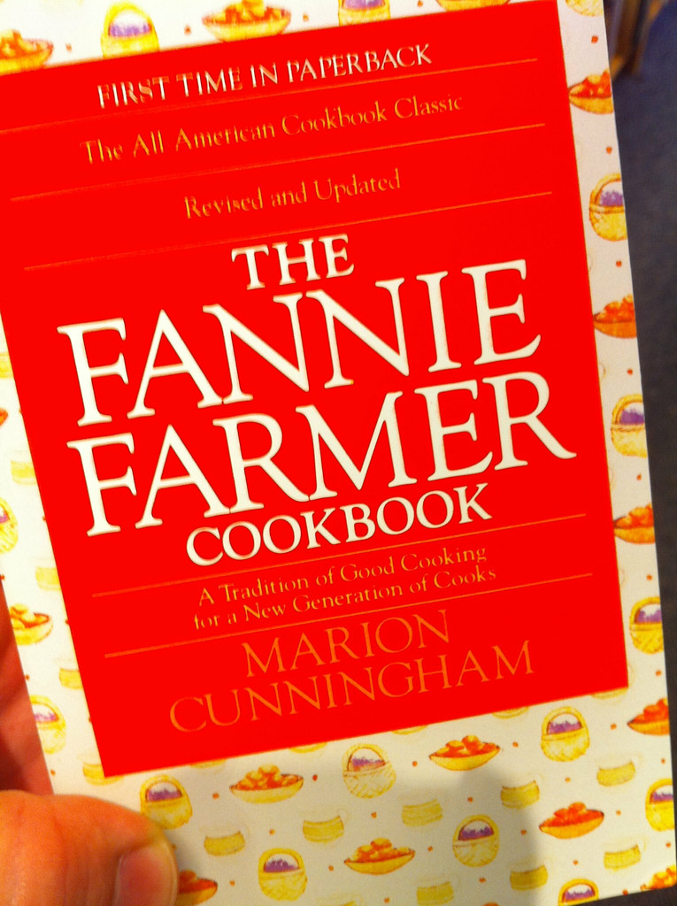 Day 43 - Fannie Farmer