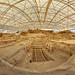 Çatalhöyük south shelter panorama