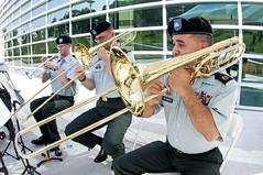 sousaphone(0.0), tuba(0.0), musician(1.0), trumpet(1.0), trombone(1.0), musical instrument(1.0), music(1.0), brass instrument(1.0),