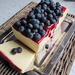 Rezepte mit Blaubeeren: ©Sommerbeeren-Frischkäse-Scheiben