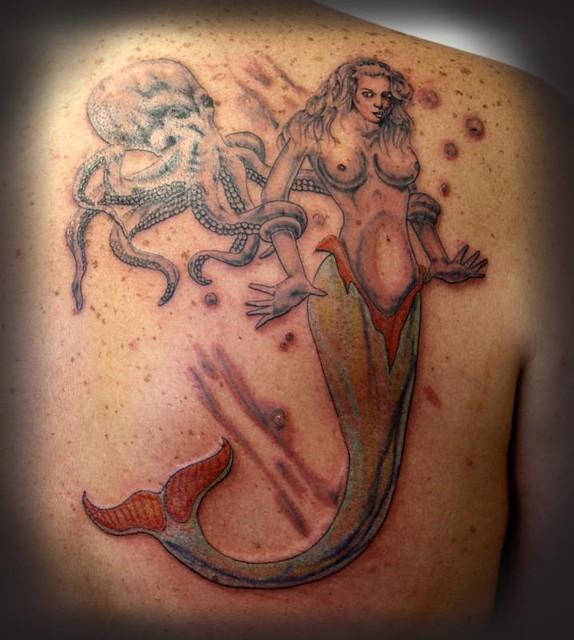 Mermaid Octo
