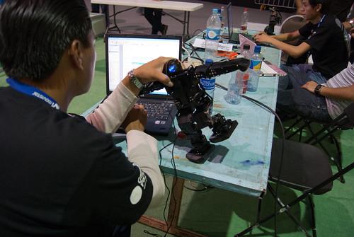 CampusBot: Reto Ecobot 2010