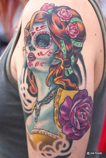 Tattoo - Zombie Bride
