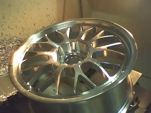 A wheel is born