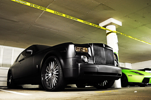 Matte Black Phantom