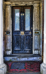 Malvern House Door