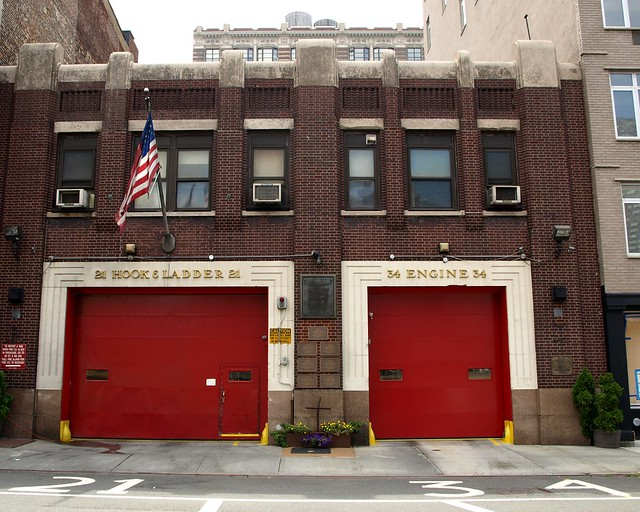 Hell Kitchen New York City Safe