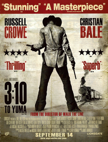 3 10 to Yuma Poster 1