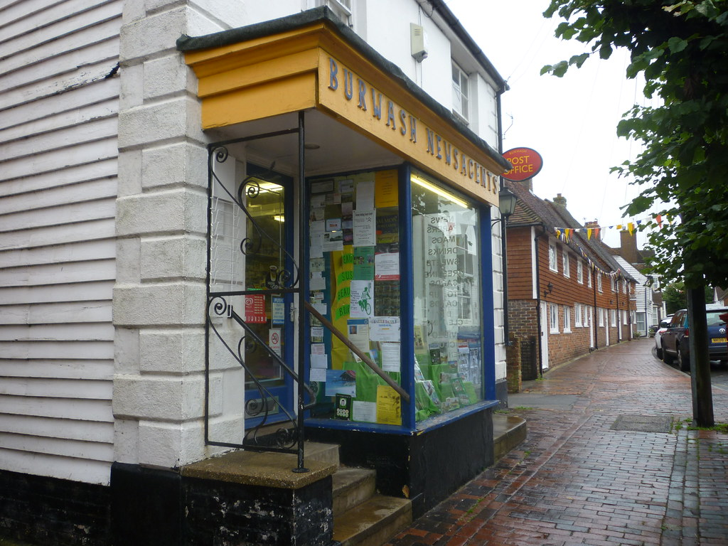 Burwash Post Office