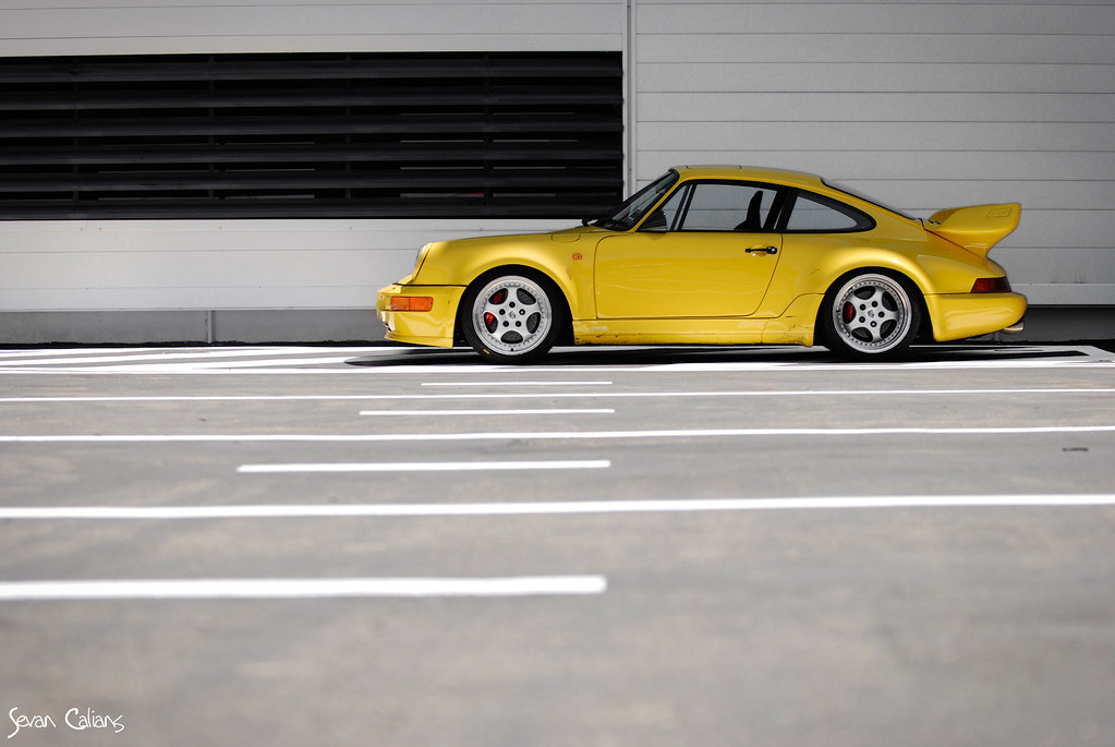 Porsche 964 Turbo - RSR look ~EXPLORE~