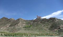 Une dernière vue sur Yongbulakang