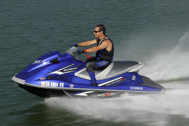 Yamaha Waverunner Not Hitting Top Speed
