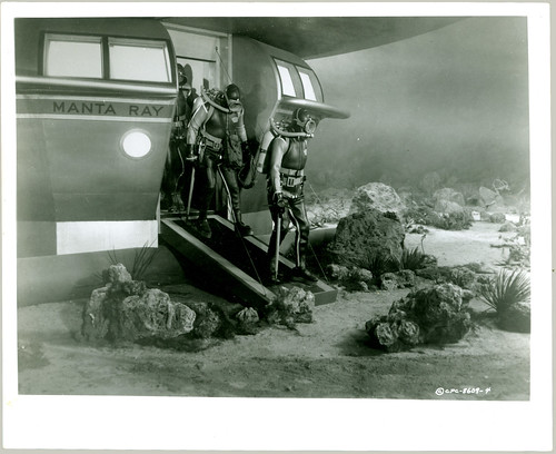 Unknown Science Fiction movie still