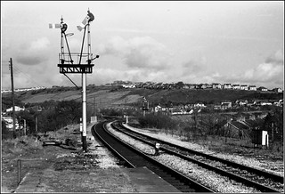 Ystrad Mynach (looking north)