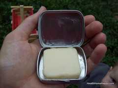 Hard Lotion Bar