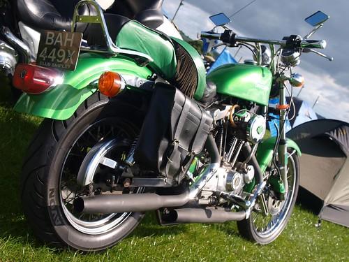 Harley Davidson Sportster - 1981