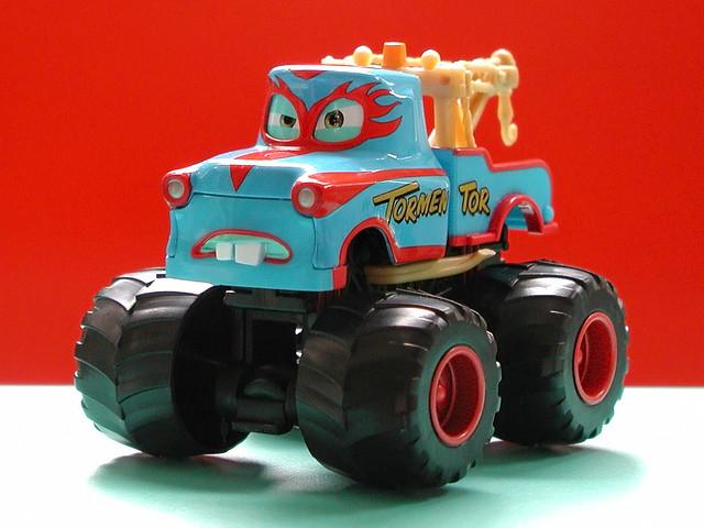 Disney Cars Monster Truck Toys Disney Car Toys Presents It's