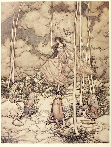 "Arthur Rackham, ""Untitled"" (1904)"