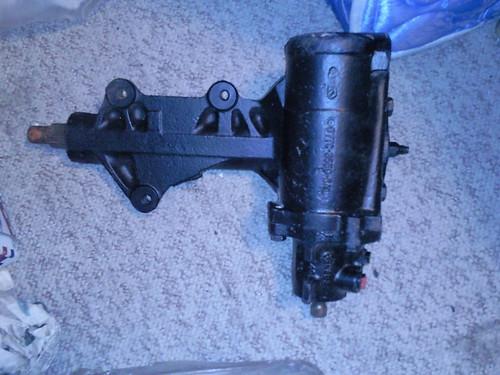1973 F100 Power Steering Conversion Help