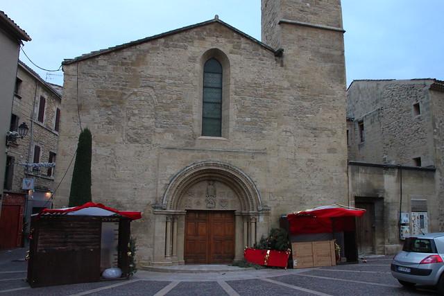 Eglise saint michel de salon de provence eglise romane - Eglise saint laurent salon de provence ...