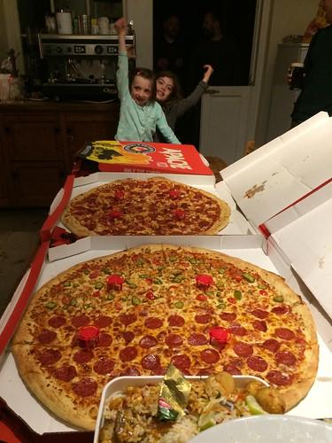 Pzza Grrlz