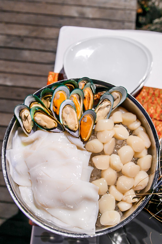 mussels, squid, scallops, best food in Ko Samui, best seafood in Ko Samui, shellfish in Thailand, the luxury collection of hotels and resorts, Starwood, SPG