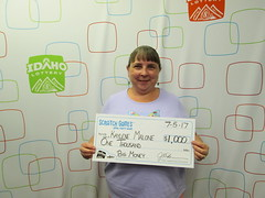 Kaylene Malone - $1,000 - Big Money - Mountain Home - Key Mart Corner Store
