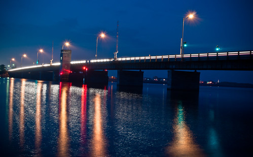 Hampton Beach Bridge by thebucch