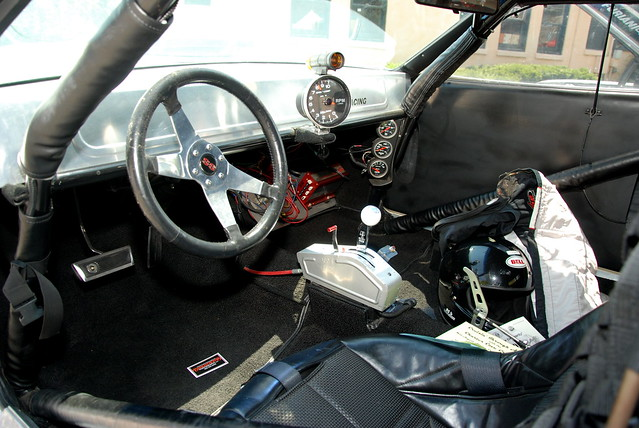 mopar drag car interior flickr photo sharing. Black Bedroom Furniture Sets. Home Design Ideas