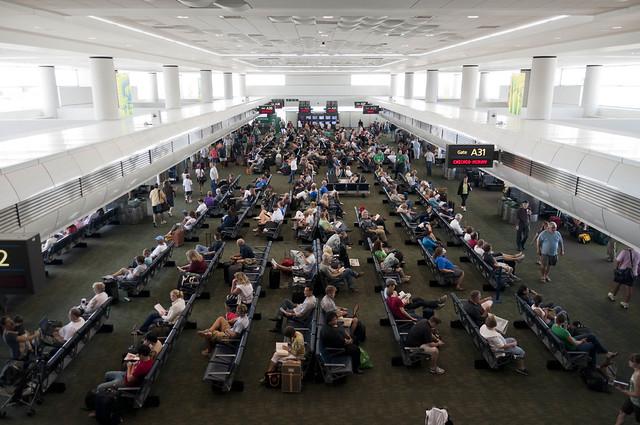 Denver Airport - Terminal A