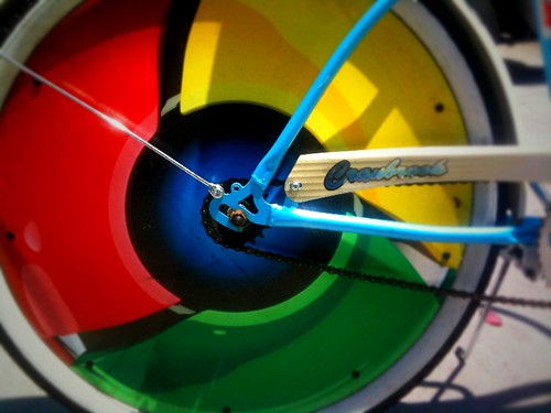 Bicicleta Google Chrome