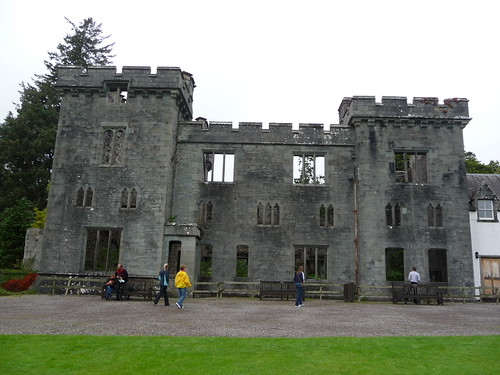 Ruins of Armadale Castle, Isle of Skye