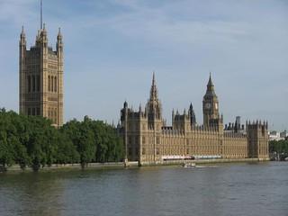 Palácio de Westminster e o Big Ben