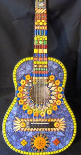 Sunburst Guitar