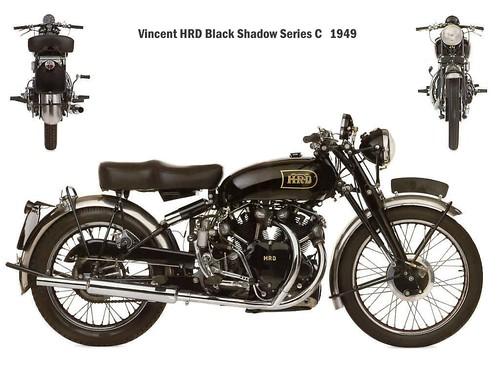 Vincent HRD 1949