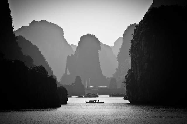 Shades of Halong