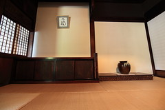 Japanese traditional style house interior design / 和風建築(わふうけんちく)の内装(ないそう)