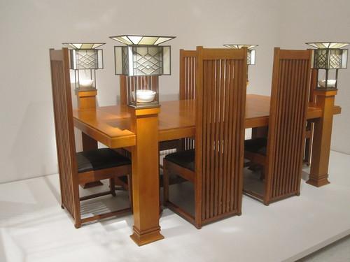 toc toc toc chicago visite la robie house de frank lloyd wright. Black Bedroom Furniture Sets. Home Design Ideas