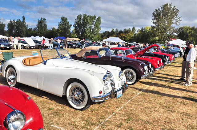 all british field meet and columbia river classic