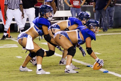 Lingerie Football League - Dallas Desire vs. San Diego Seduction Medium