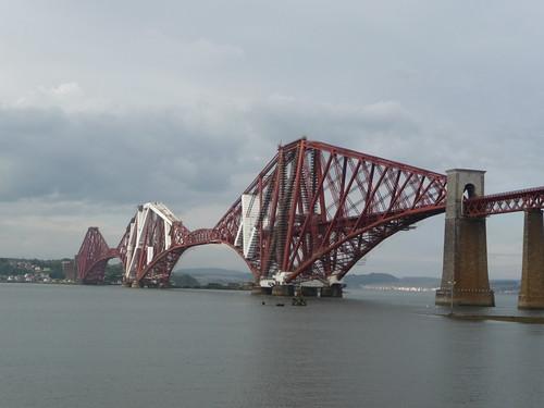 Forth Rail Bridge, Firth of Forth